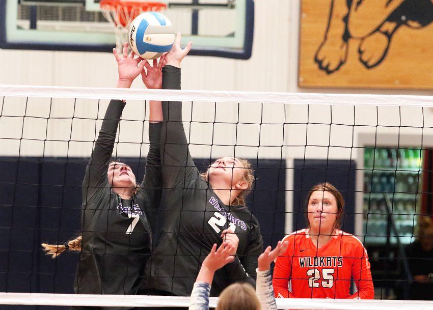 Winner at Wagner, Kimball/White Lake at Platte-Geddes highlight busy night of prep volleyball across South Dakota