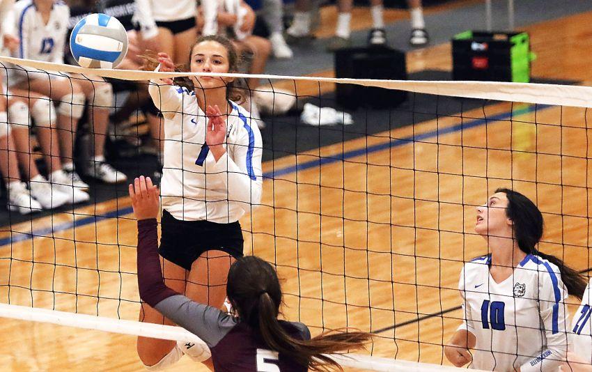 Week of Sept. 20 South Dakota Prep Media Volleyball Poll