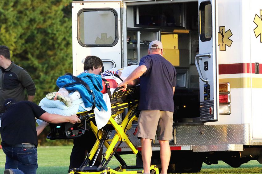 Avon win is marred by Watchorn injury