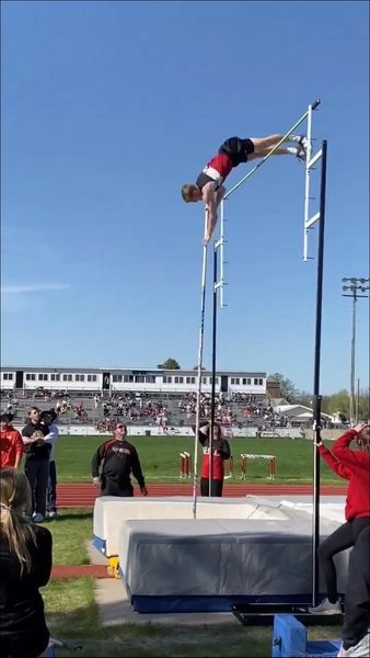 VAULTING TO NEW HEIGHTS