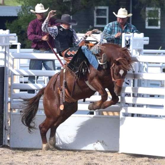 Kadoka Cowboy Gabriel Fauske making his mark in multiple sports
