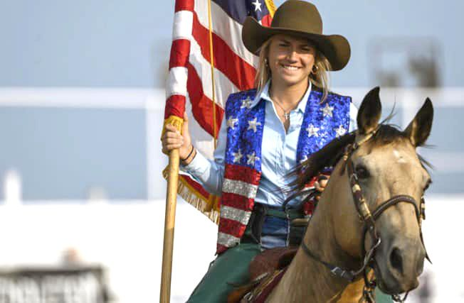 Burke cowgirl hangs up her spurs for a life of helping people