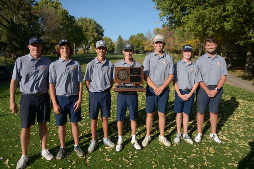 Tea Area, Sioux Falls O'Gorman capture state boys golf championships